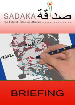 EU takes action on Israeli settlements. (Click now to download PDF)