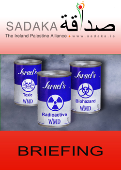 Israel's Weapons of Mass Destruction (WMDs)(Click now to download PDF)