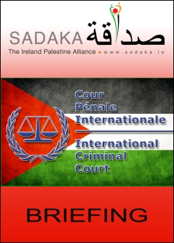 Sadaka Publications - Palestine and the International Criminal Court (Click now to download Briefing)