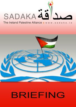 Palestinian state recognised by UN