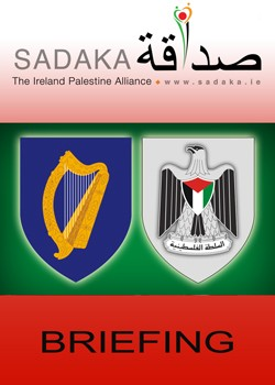 Ireland should recognise a Palestinian state in the 1967 borders (Click to download PDF)