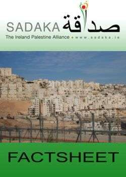 Israeli Settlements: Colonies and War Crimes (Click now to download PDF)