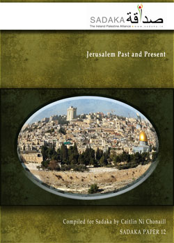 Jerusalem Past and Present (Click now to download PDF)