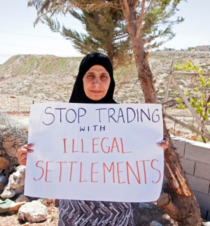 Ireland must introduce a ban on trade with Israeli settlements